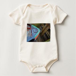 Barco de canal en cerradura body para bebé