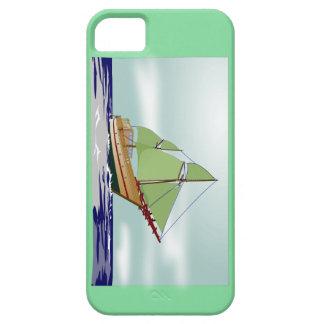 Barco de navegación de Phinisi Funda Para iPhone SE/5/5s