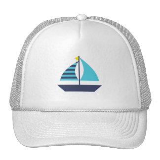 Barco de vela gorra