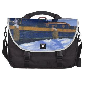 Barco del tirón bolsa para ordenador
