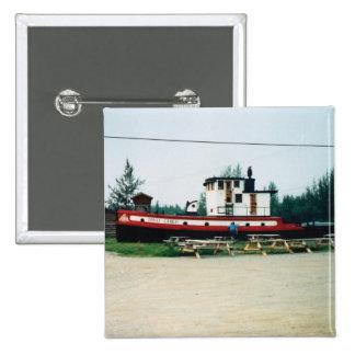 Barco del tirón pins