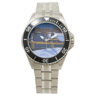 Barco del tirón relojes de mano