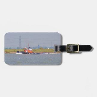 Barco GPS Iberia del tirón Etiquetas De Equipaje