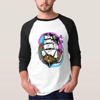 Barco pirata/Barco Pirata Camiseta