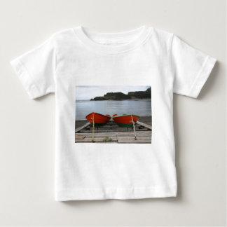 Barcos bonitos de Terranova Camiseta De Bebé