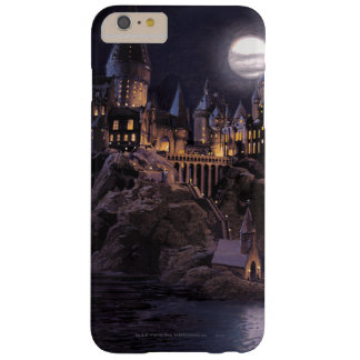 Barcos de Hogwarts a escudarse Funda De iPhone 6 Plus Barely There