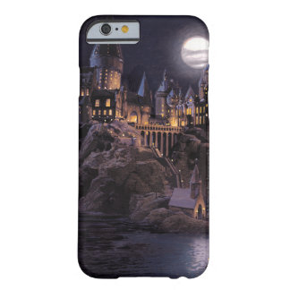 Barcos de Hogwarts a escudarse Funda De iPhone 6 Barely There
