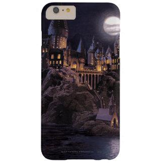 Barcos de Hogwarts a escudarse Funda De iPhone 6 Plus Barely There