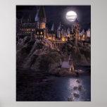 Barcos de Hogwarts a escudarse Impresiones