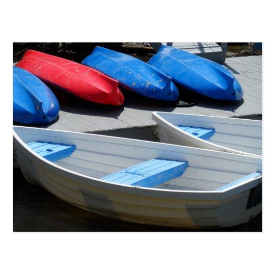 Barcos de Maine Postal