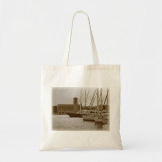 Barcos en Rodas Bolsa Tela Barata