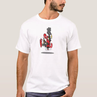 Barón muerto camiseta