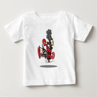 Barón muerto camiseta de bebé