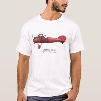 Barón rojo aka Manfred von Richthofen y su avión Camiseta