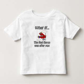Barón rojo camiseta de niño