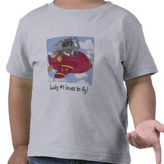 Barón rojo Elephant T-shirt Camisetas