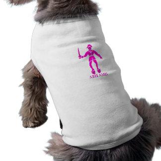 Baronet Roberts #2-Pink Camiseta Sin Mangas Para Perro