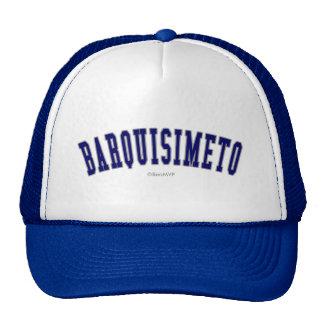Barquisimeto Gorro De Camionero