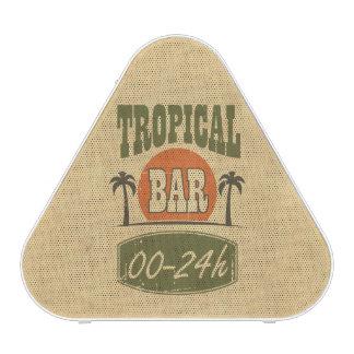 Barra tropical altavoz bluetooth
