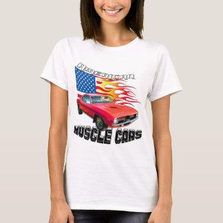 Barracuda rojo de Plymouth Camiseta