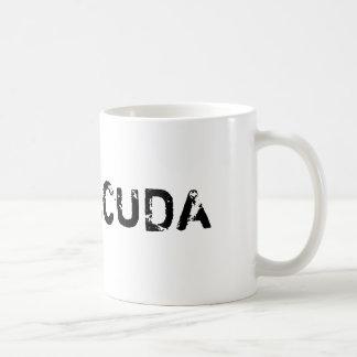 BARRACUDA TAZA DE CAFÉ