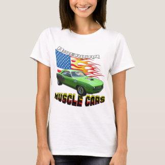 Barracuda verde camiseta