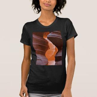 Barranco 7 del antílope camisetas