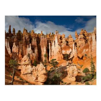 Barranco NP - postal de Bryce del jardín del