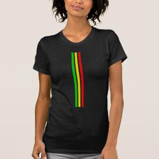 Barras de Rasta Camiseta