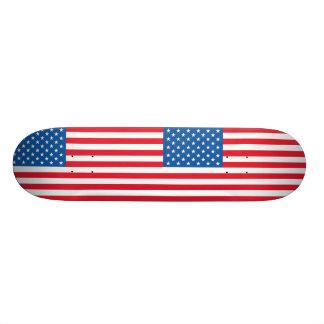 Barras y estrellas de la bandera de los E.E.U.U. Tablas De Patinar