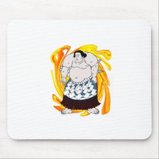 Barrendero del sumo alfombrilla de ratón