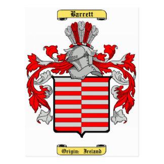 barrett (rirsh) postal