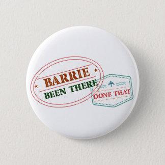 Barrie allí hecho eso chapa redonda de 5 cm