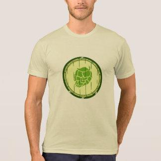 Barril de los saltos (la camiseta del amante de la