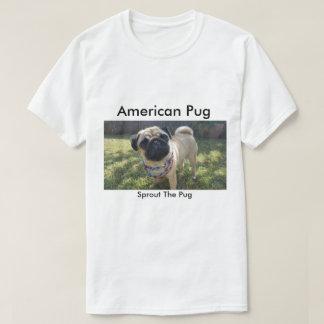 Barro amasado americano camiseta