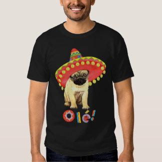 Barro amasado de la fiesta camisas