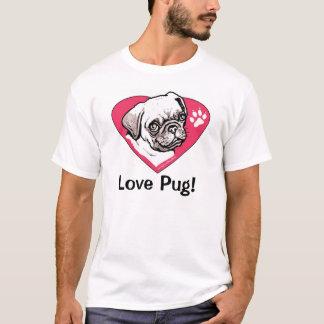 Barro amasado del amor camiseta