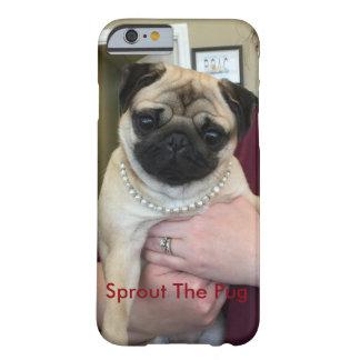 Barro amasado en perlas funda barely there iPhone 6