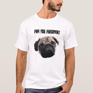 Barro amasado para presidente Shirt Camiseta