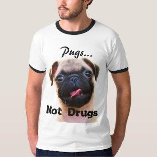 Barros amasados….no drogas camiseta