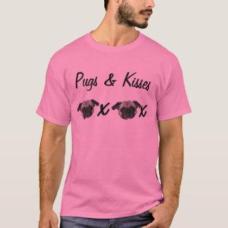 Barros amasados y besos camiseta