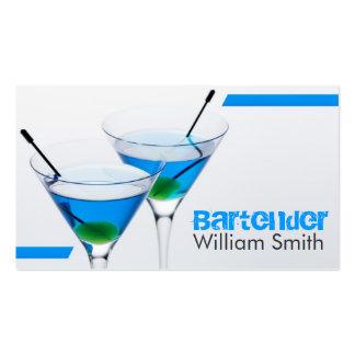 Bartender Plantillas De Tarjetas Personales