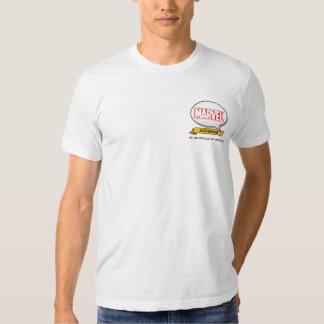 Base de datos de la maravilla camisetas