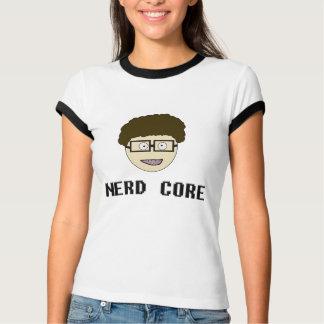 Base del empollón camiseta