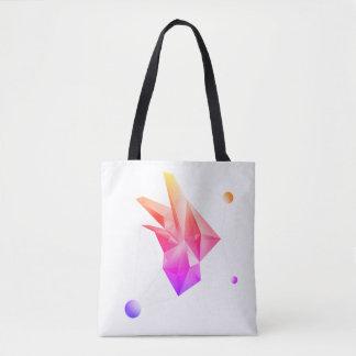 (Base Ipanema) la bolsa de asas cristalina