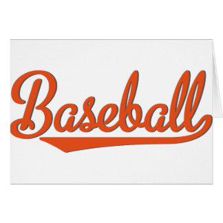 baseball tarjetas