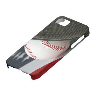 Baseball the USA Funda Para iPhone SE/5/5s