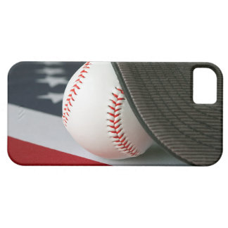 Baseball USA iPhone 5 Case-Mate Cárcasa