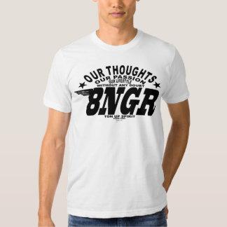 Basic 8ngr black camisetas