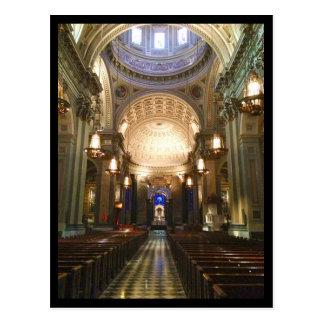 Basílica de la catedral de Peter y de Paul, postal